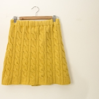 DIY - how to make a skirt from an old sweater