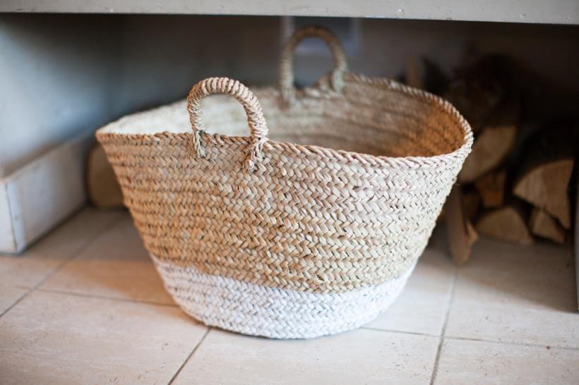 spraypainted basket-1