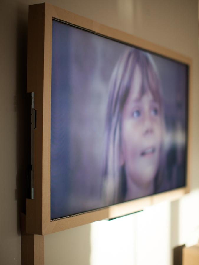 cardboard TV-2