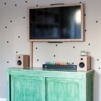 Cardboard TV - why not?