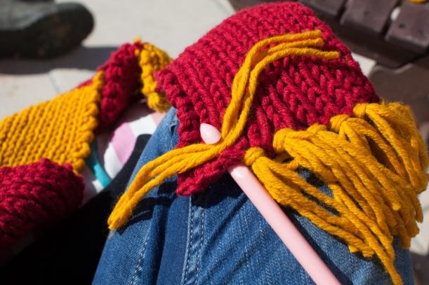 gryffindor scarf-2