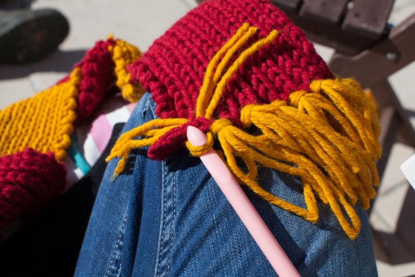 gryffindor scarf-3