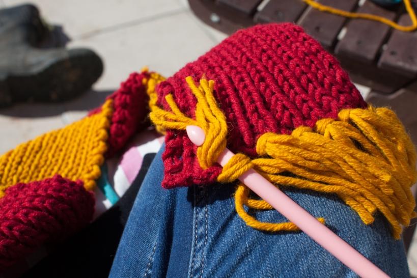gryffindor scarf-4