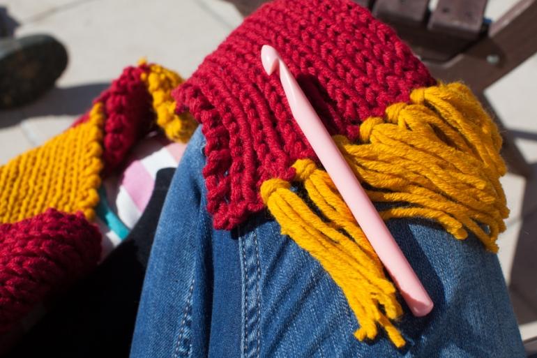 gryffindor scarf-7