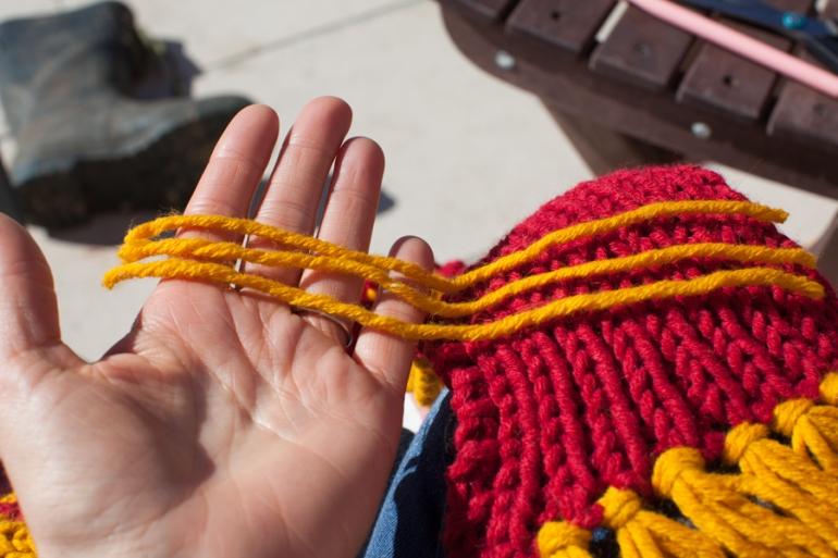 gryffindor scarf-8