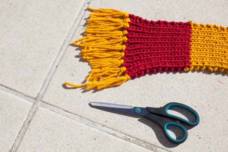 gryffindor scarf-9