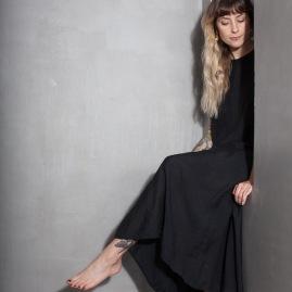 black skirt-1
